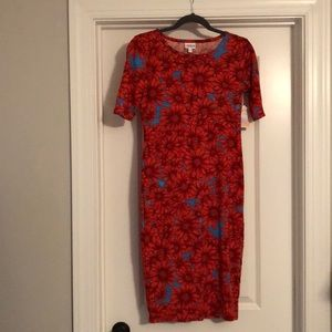 LuLaRoe NWT Julia Dress XS